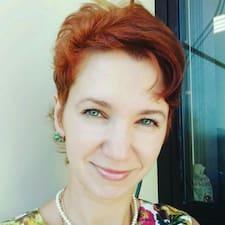 Вероника felhasználói profilja