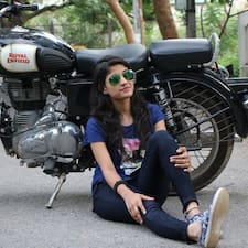 Profil utilisateur de Reshma