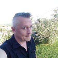 Profil utilisateur de Ric
