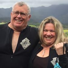 Brenda & Bruce felhasználói profilja