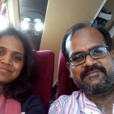 Pratheeba User Profile
