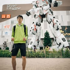 Профиль пользователя Ihsiang