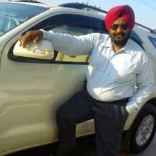 Profil utilisateur de Preet Mohinder Singh