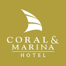 Profil utilisateur de Hotel Coral & Marina
