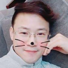 Perfil do utilizador de Minjun