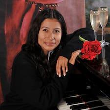 Rosario felhasználói profilja
