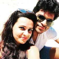 Pooja & Ajit User Profile