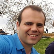 Carmelo felhasználói profilja