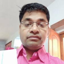 Perfil do utilizador de Pradeep