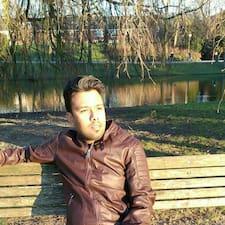 Profil utilisateur de Umesh