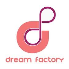 DreamFactory felhasználói profilja