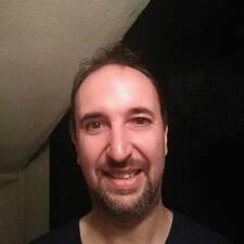 Gebruikersprofiel Péter