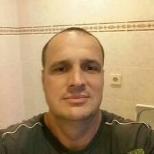 Gebruikersprofiel Miroslav