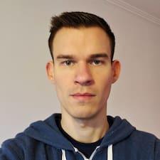 Maximiliano felhasználói profilja