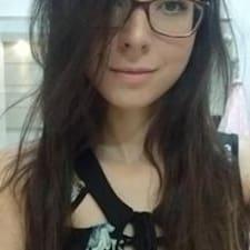 Isadora User Profile