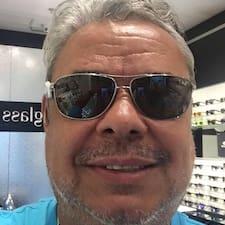 Luiz João felhasználói profilja