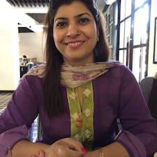 Profilo utente di Tahira