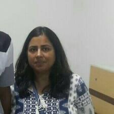 Vineeta felhasználói profilja