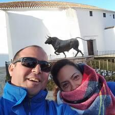 Jose Manuel Y Silvia