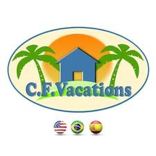 Perfil de usuario de CF Vacations