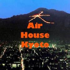Profil korisnika Air House Kyoto