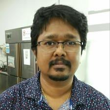Priyadharshan User Profile
