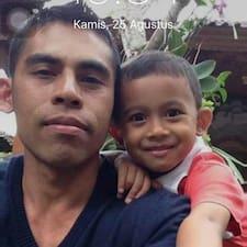 Wayan felhasználói profilja