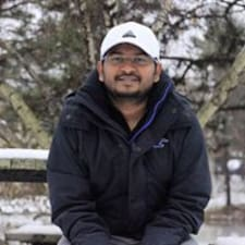 Deepak Brugerprofil