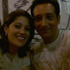 Nutzerprofil von Ayari & Jose Luis