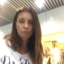 Marijana felhasználói profilja
