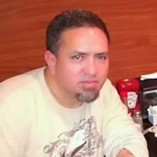 Oswaldo felhasználói profilja