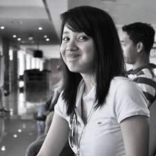 Jennie felhasználói profilja