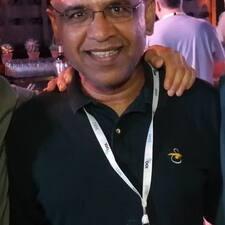 Användarprofil för Bharvi