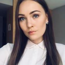 Profil utilisateur de Pepita