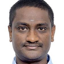 Jagannathan felhasználói profilja