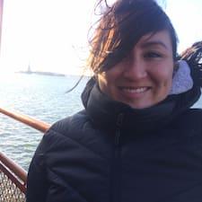 Ingrid Tatiana User Profile