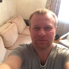 Ural - Uživatelský profil