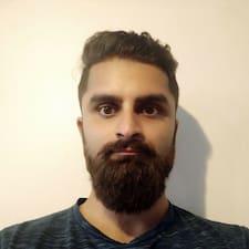 Tushhar felhasználói profilja