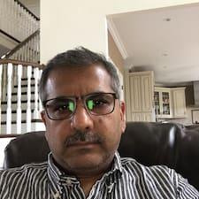Profil Pengguna Sunish