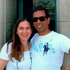 Anja & Ramón felhasználói profilja