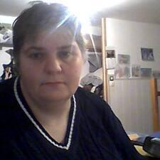 Profil utilisateur de Angelique