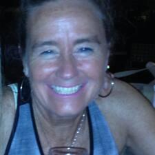 Patricia felhasználói profilja