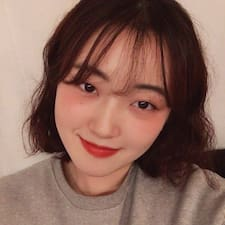 Seonwoo的用戶個人資料