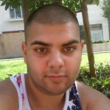 Krisztián - Uživatelský profil