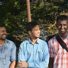 Profil utilisateur de Ishwer Prasad