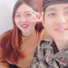 Profil utilisateur de Tae Jeong