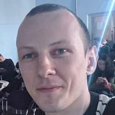 Профиль пользователя Максим