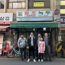 Više informacija o domaćinu: Chan Hee