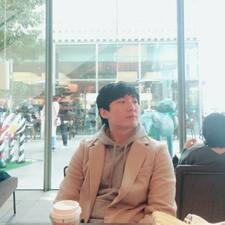 Profil utilisateur de Yeop