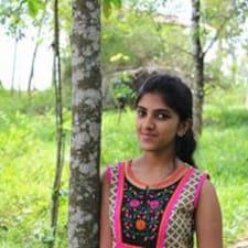 Profil utilisateur de Padmashree